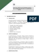 Resumen Ejecutivo Rio Seco