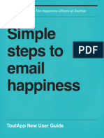 Simple Steps to Email Happiness