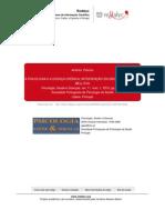 A PSICOLOGIA E A DOENÇA CRÓNICA INTERVENÇÃO EM GRUPO NA DIABETES