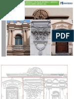 Catálogo de Inmuebles con Valor Histórico y Artístico de la Zona Protegida Barrio Antiguo 2013