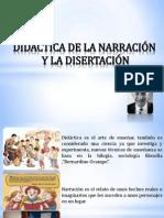 DIDÁCTICA DE LA NARRACIÓN.pptx