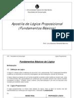 Apostila_LogicaProposicional