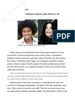 Prescription Addiction - What The Death Of Michael Jackson Says About Us All: