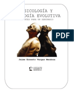 Psicologia y Biologia Evolutiva