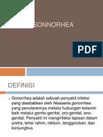 Gonnorhea