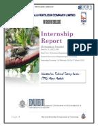 interniship report on shadaron bima corporation