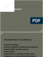 ethics and profession .ppt