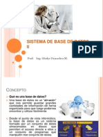 Sistema de Base de Datos II