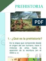 LA PREHISTORIA.ppt