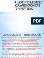 ATENCIÓN A LAS ENFERMEDADES CARDIOVASCULARES CRÓNICAS, EL PACIENTE HIPERTENSO