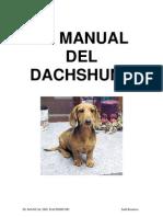 Manual Del Dachshund