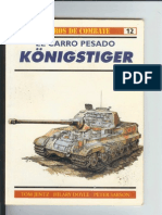 Carros de Combate - 12 - Königstiger
