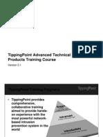 TippingPoint Advanced Slides - V3c