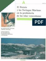 El Botuto y Las Tortugas Marinas en La Prehistoria de Las Islas Venezolanas
