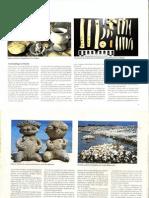 1987 - Los Roques, Tres Parques Nacionales, Tres Joyas Arqueologicas, Carta Ecologica No. 36, Mayo-Junio 1987, Pp. 4-5
