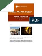 LIFE International Global Prayer Shield- Israel Update #2