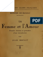 Balzac_La femme et l'amour - Pensées (1912)