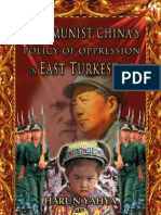 harun yahya - communist china policy of oppression in east turkistan