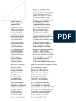 Himnos de Bernardez