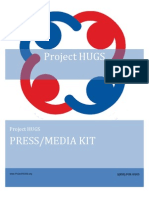 Project Hugs- Press/Media Kit