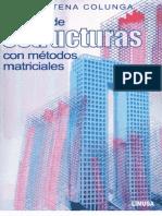 Analisis Estrucutral Con Metodos Matriciales-Arturo Tena Colunga-Limusa
