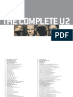 Digital Booklet - No Line on the Horizon | U2 | Leisure