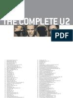 The Complete u2 Digital Booklet