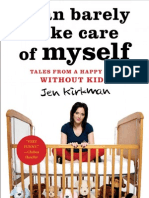 I Can Barely Take Care of Myself by Jen Kirkman - Special Preview!
