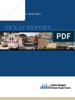 Report of the State Budget Crisis Task Force - Texas Report