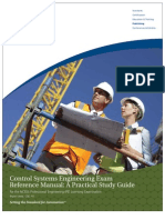 Control System Engineering Reference Manual