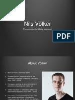Nils Volker