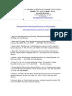 7 Microeconomia Traditionala Versus Noua Microeconomie