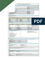 Formato SNIP 14 Fichade Registro de Pampas