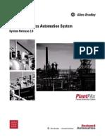 Proces Sg001 en p PlantPAx2 SelectionGuide