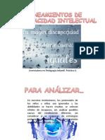Lineamientos discapacidad intelectual.Presentación pp