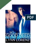Lynn Lorenz- No Good Deed