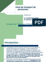 Contrat de Transport de Personne Fin (2)