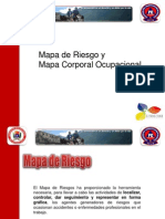 Mapa de Riesgo y Mapa Corporal