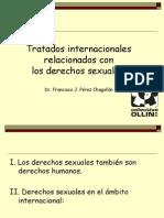 Tratados Internacionales y Derechos Sexaules