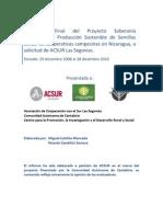 Evaluacion Proyecto Soberania Alimentario y Semillas
