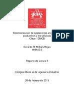 Códigos éticos en la Ingeniería Industrial .doc