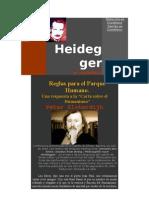 Sloterdijk, Respuesta a Carta Sobre El Humanismo