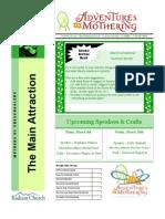 MOPS Newsletter.03.06.09