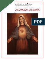 Inmaculado Corazon de Maria Devocionario Catolico