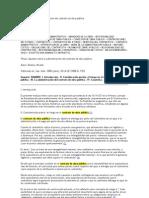 OBRA PUBLICA -- Apuntes sobre la administración del contrato