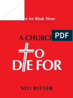 A Church to Die For Ch 1-4