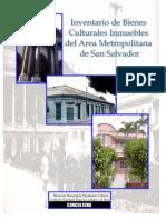 Inmuebles Historicos de San Salvador