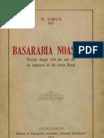 DIR, Iorga, 24 (Basarabia Noastra. 100 Ani)