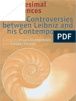 Infinitesimal Differences - Controversies between Leibniz and his Contemporaries