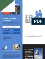 Diptico EPT 2013
